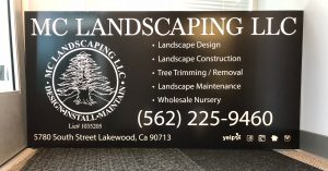 Palos Verdes Peninsula Custom Signs file5 10 300x157