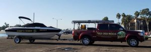Long Beach Vehicle Wraps & Graphics SPEEDYS TRK BOAT client 300x104